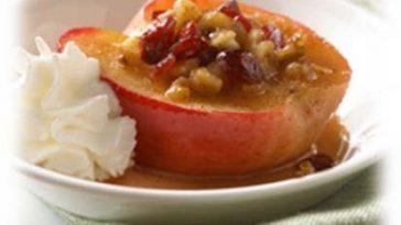 Caramelised Apples