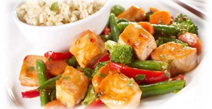 Spicy Salmon Recipe