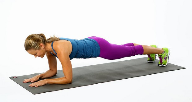How to Do a Plank: 7 Plank Exercise - Aline Pilani