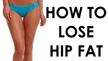 How to Get Rid of Hip Fat