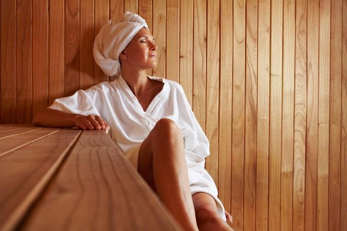 Sauna Weight Loss
